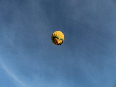 Paseo en globo en Aranjuez almuerzo y fotos 1 hora