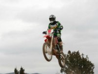 Salto con la moto