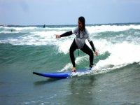 Aprende a surfear en Lanzarote