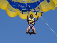 Try parasailing