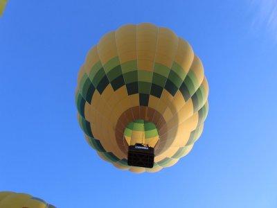 Vuelo en globo Aranjuez niños picnic y fotos 1h