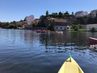 Canoe rental in river Tormes Salamanca 3 hours