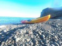 Alquila tu kayak biplaza en Playa de Santiago