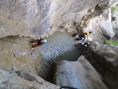 Canyoning nel Forat Negre per 4 ore