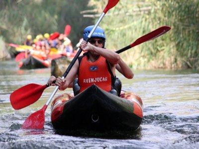 Avenjucar Canoas