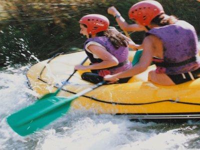 Avenjucar Rafting