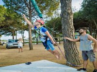 Jornada de sling shoot en Lloret de Mar