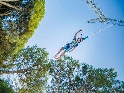 Pack Bungee Jumping Sling Shot en Lloret de Mar