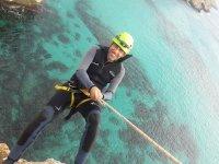 Coasteering per addii al celibato Manacor 5h