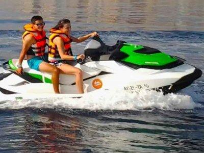 Jet de Santa Pola出租摩托艇30分钟