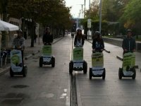 Escursioni in Segway a Pontevedra