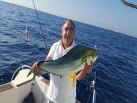 Salida de pesca en Huelva barco privado 4 horas