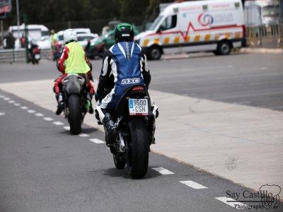 摩托车教练课程马斯帕洛马斯赛道6小时