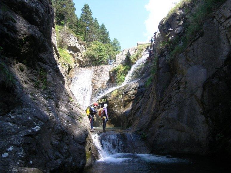 奎拉布斯的峡谷探险