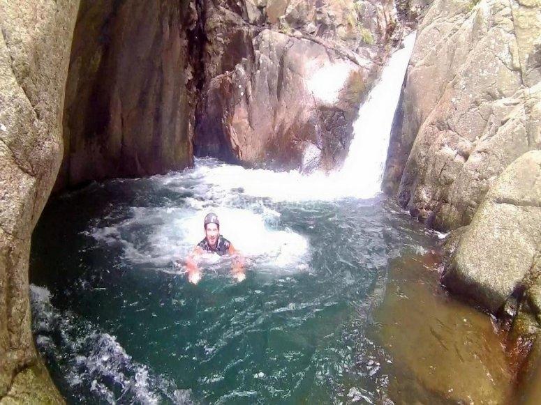 努里亚峡谷的其中一个水池