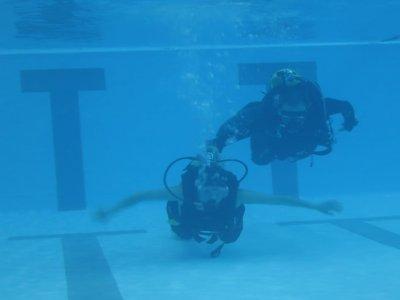 Battesimo d'immersione nella piscina Polanco 1h 30 min