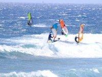 Curso de Windsurf de 10 horas en Playa del Inglés