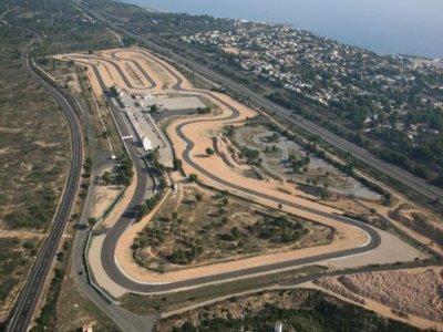 Circuito de Calafat Conducir un Ferrari