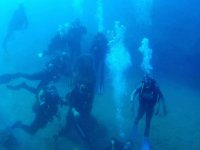 Scuba diving classes in Cabo Tiñoso