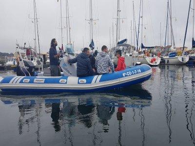 Paseo en barco por las Illas Sisargas 3 horas