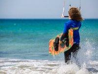 Clase de kitesurf para 2 personas Tarifa