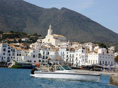 乘船从Cadaqués到Cap de Creus 3h