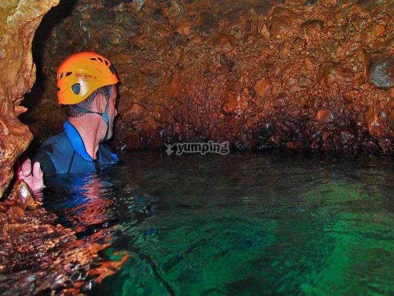 马洛卡洞穴之旅