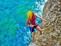 Coasteering y Cliff Jumping en Pollença 3h
