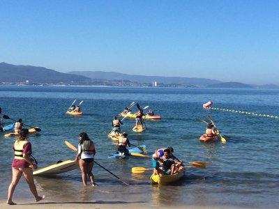 Kayak rental 1 hour in Rodeira beach
