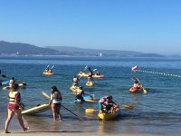 Kayak rental 1 hour in Rodeira beach