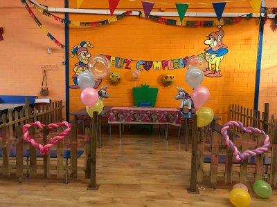 Rental children's parties place in Valdemoro 3h