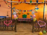 Alquiler local fiestas infantiles en Valdemoro 3h