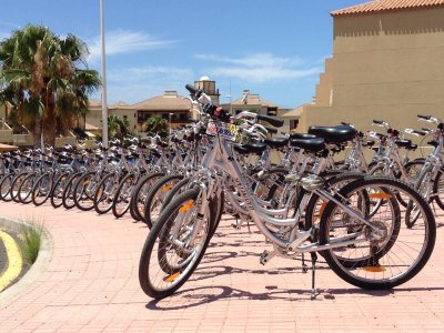 Bike rental in Adeje one week