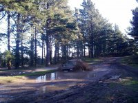 Offroad route Getxo
