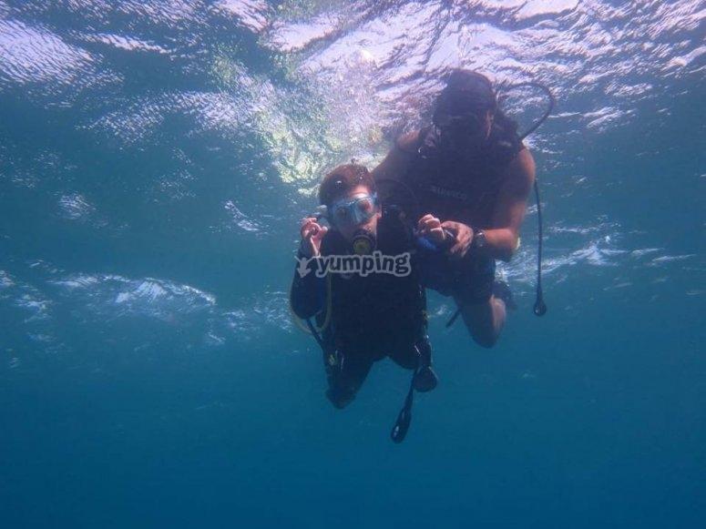 Descubriendo las profundidades de Playa Chicac