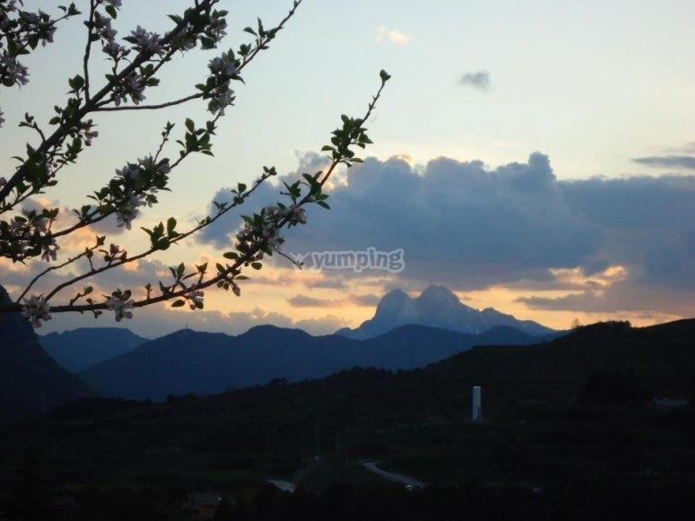 Ruta de senderismo por el Pedraforca