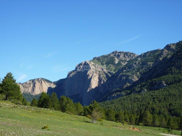 Isidre Blanc Mountain