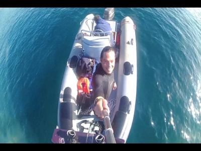 Alquiler barco 4,5m sin carnet Bahía de Palma 8h