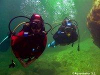 潜水在瓜达拉哈拉