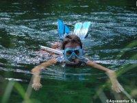 Snorkel en Guadalajara