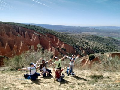Grupo Infantil de Montaña en Guadalajara 4 horas