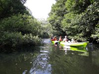 Ruta en kayak por el Tormes