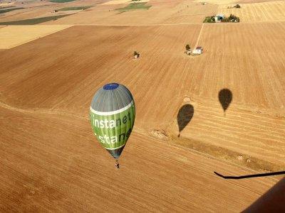 乘坐气球穿越Ciudad Real 1小时成人