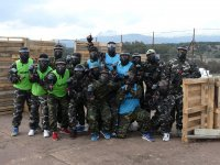 Paintball Adults and Children