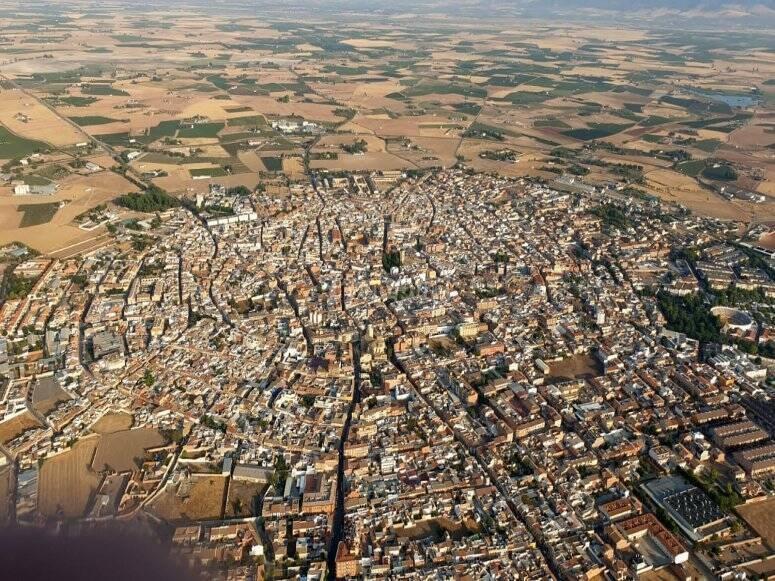 Vuelo en globo y picnic por Ciudad Real