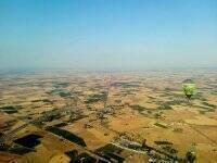 Volar globo Parque Natural de Cabañeros