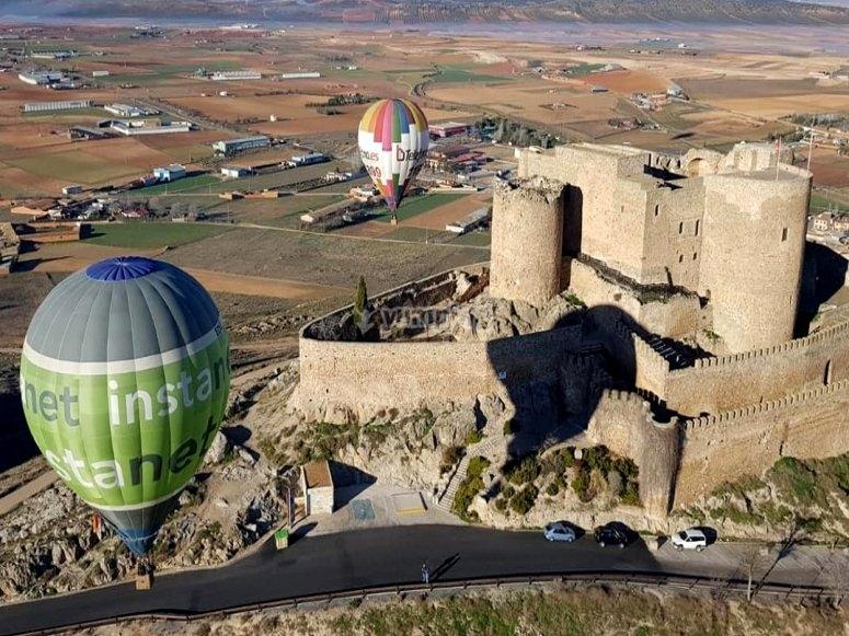孔苏埃格拉儿童乘气球