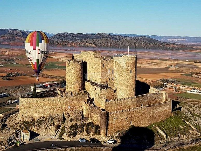 游览令人难以置信的地方气压气球
