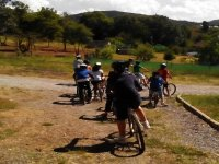 De excursion en bicicleta