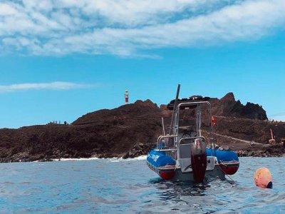 Paseos en barco Acantilado Los Gigantes 1h 30 min
